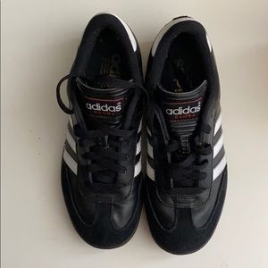 ADIDAS | Samba. Size 4.5 in Kids.